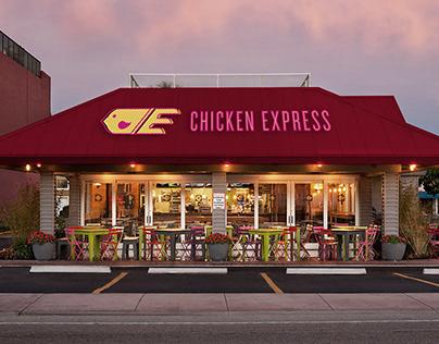 Chicken Express Identity