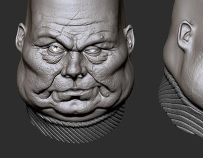 Head Busts 01