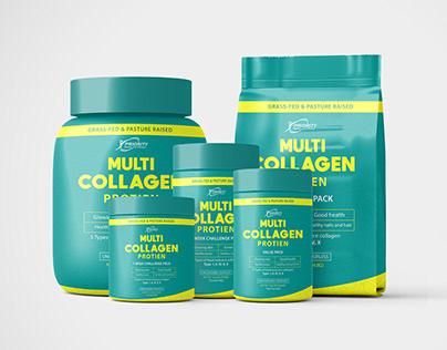 Collagen Pack Labeling