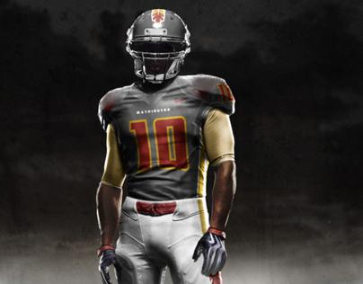 Washington Warriors (Redskins Redesign)