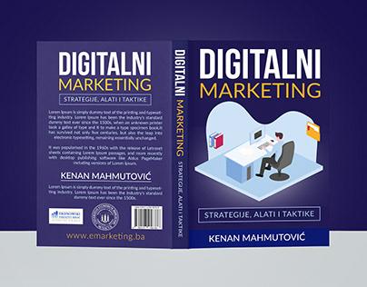 DIGITALNI MARKETING BOOK COVER DESIGN