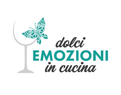 Logo per il blog Dolci Emozioni in Cucina