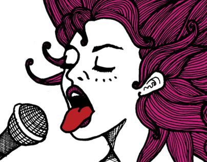 Cantando - Singing