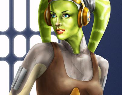 Hera Syndula, Star Wars REBELS