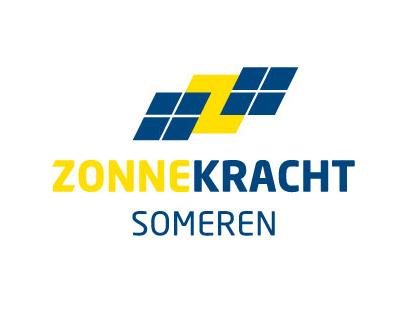 Zonnekracht Someren - Logo design