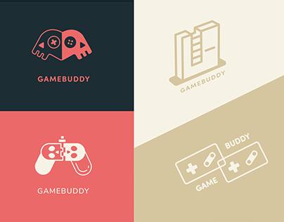 Game Buddy App Branding