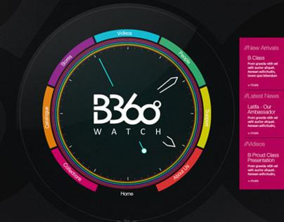 B360 Watches