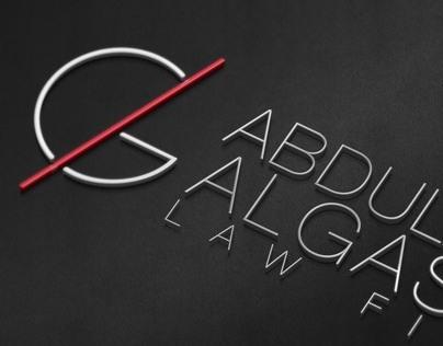 Abdulaziz Al Gasim Logo & Identity