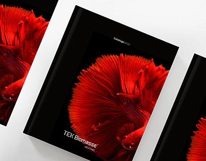 Catálogo TEK Biomasse