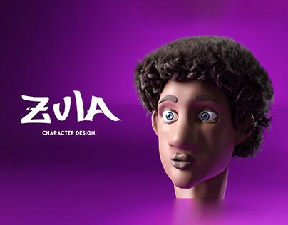 Zula│ Character Design