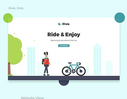 iRide_Web