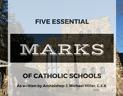 The Five Essential Marks
