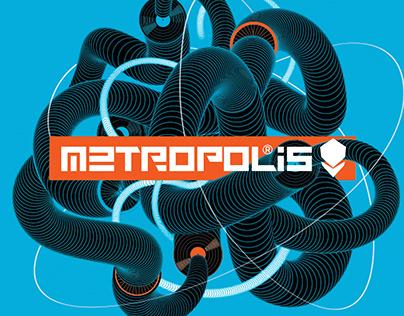 METROPOLIS posters 2017