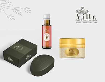 ViHa Herbal Product Design