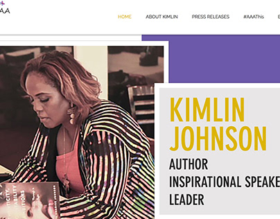 Kimlin Johnson Website