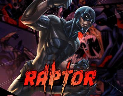 Game banner for Gameloft's Spiderman Unlimited - Raptor