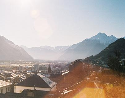 Sion, Switzerland (Analog #5)