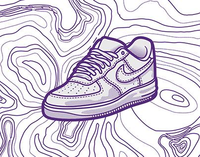 Illustration - Sneakers