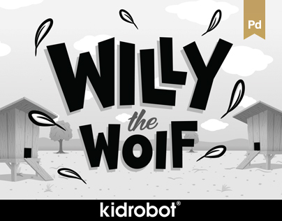 Willy the Wolf