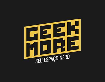 Branding: Geekmore