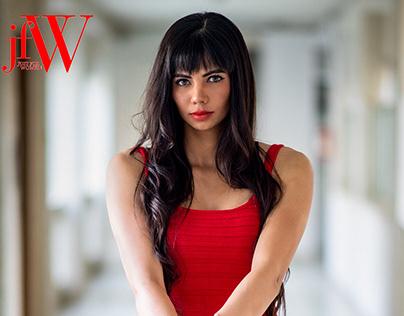 Sharmila Nocollet - JFW Magazine