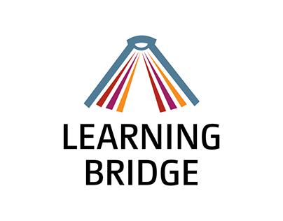 Learning Bridge Logo and Branding Design