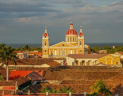Recorrido por Centroamérica