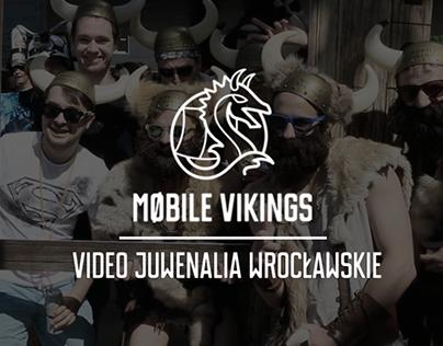 Mobile Vikings- video relacja Juwenalia Wrocławskie