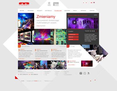 Mediam webdesign