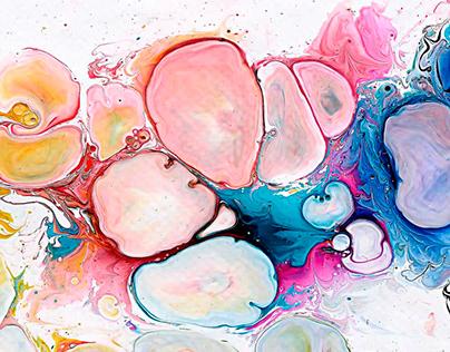 Leinwandbilder von Künstler Michael Lönfeldt