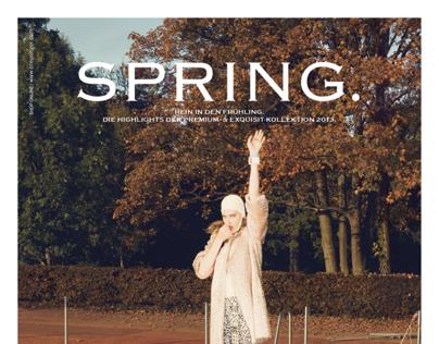 """Breuninger """"Spring"""" (Premium Mailing)"""