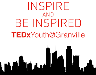 TEDx Youth@Granville Posters