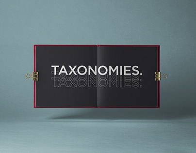 [Photography] Taxonomies