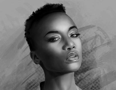 Digital Portraits 2019 Set Two