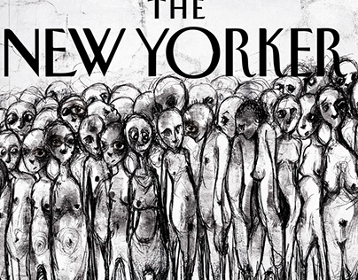 The NewYorker Magazine Cover