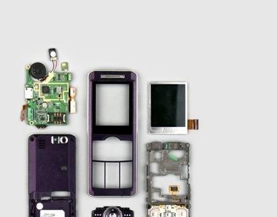deconstructed phones
