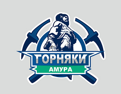 "Logo ""Amur Miners"""
