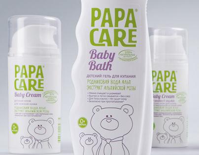 PapaCare baby cosmetics, Depot WPF