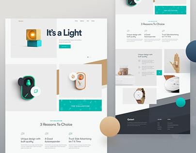Website Designs 2018-19