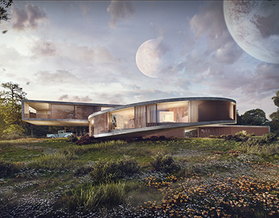 House in a New World...