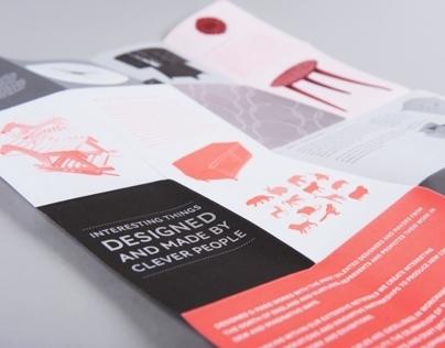 Designed & Made - Tent Print Campaign