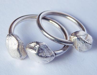 Piedras de plata