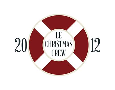 Le Christmas Crew 2012
