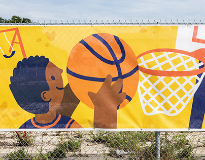 From Here to Anywhere - Mural