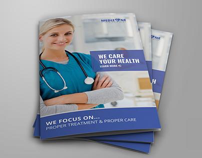 Free Medical Bi Fold Brochure