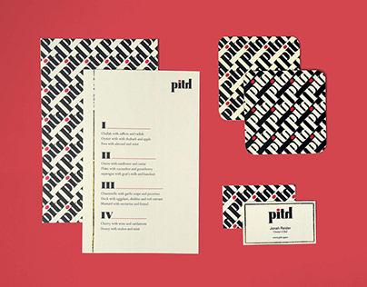 Pith: Restaurant Identity