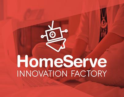 BRAND IDENTITY   HomeServe Insurance