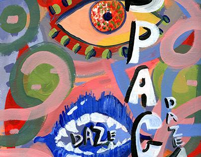 Space Daze #1