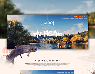Riverline — Patagonia Fly Fishing