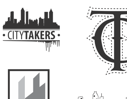 City Takers (word mark  concept)